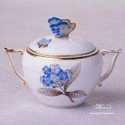 Victoria Grande Sugar Basin 472-0-17 VICTMC-Blue Herend porcelain