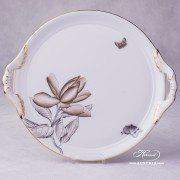 Victoria Grande Cake Plate 2315-0-00 VICTMC Herend porcelain