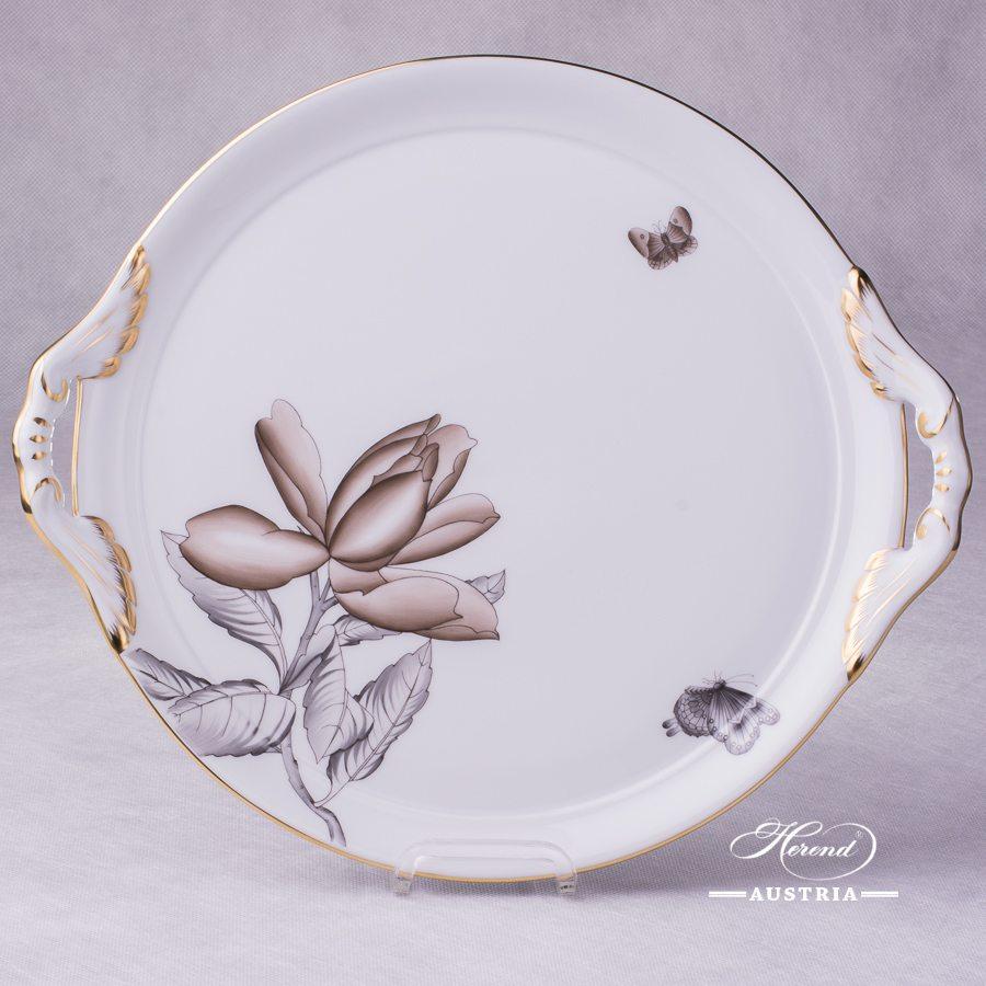 Victoria Grande Cake Plate - 2315-0-00 VICTMC1 - Herend Porcelain