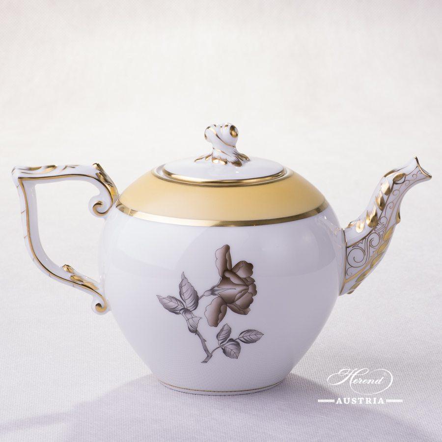 Victoria Grande Tea Pot - 20605-0-06 VICTMC6 - Herend Porcelain