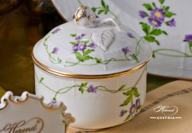 Imola-IA Sugar Basin with Bud Knob - Herend Porcelain
