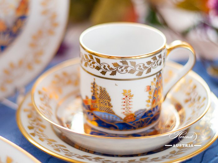 Miramare Herend Porcelain – (MR)