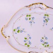 Morning Glory-Nyon 4250-0-00 NY Platter Herend porcelain
