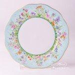 Four Seasons 20517-0-00 QS Dessert Plate Herend porcelain