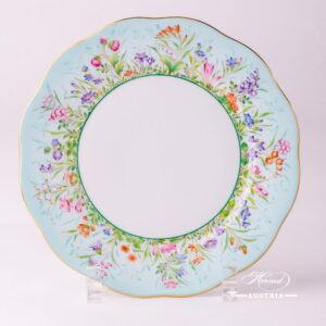 Four Seasons 20517-0-00 QS Dessert Plate Herend porcelain