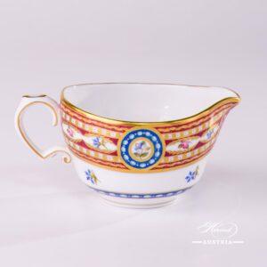 Silk-Brocade-3598-0-00-EGAVT-Creamer-Vol-17-cl-Herend-Porcelain-2-1