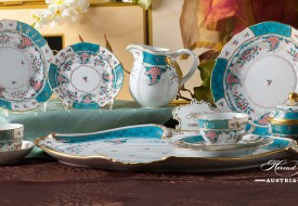 Tupini-TCA Tea Set - Herend-Porcelain