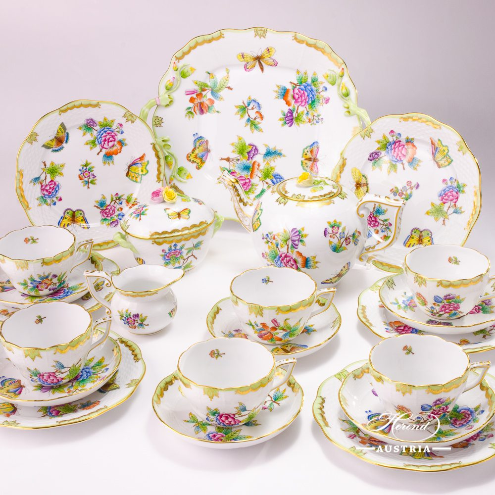 Queen Victoria - Tea-Set for 6 Persons