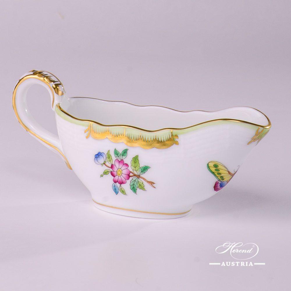 Queen Victoria - VBA Sauce Boat - 219-0-00 VBA - Herend Porcelain