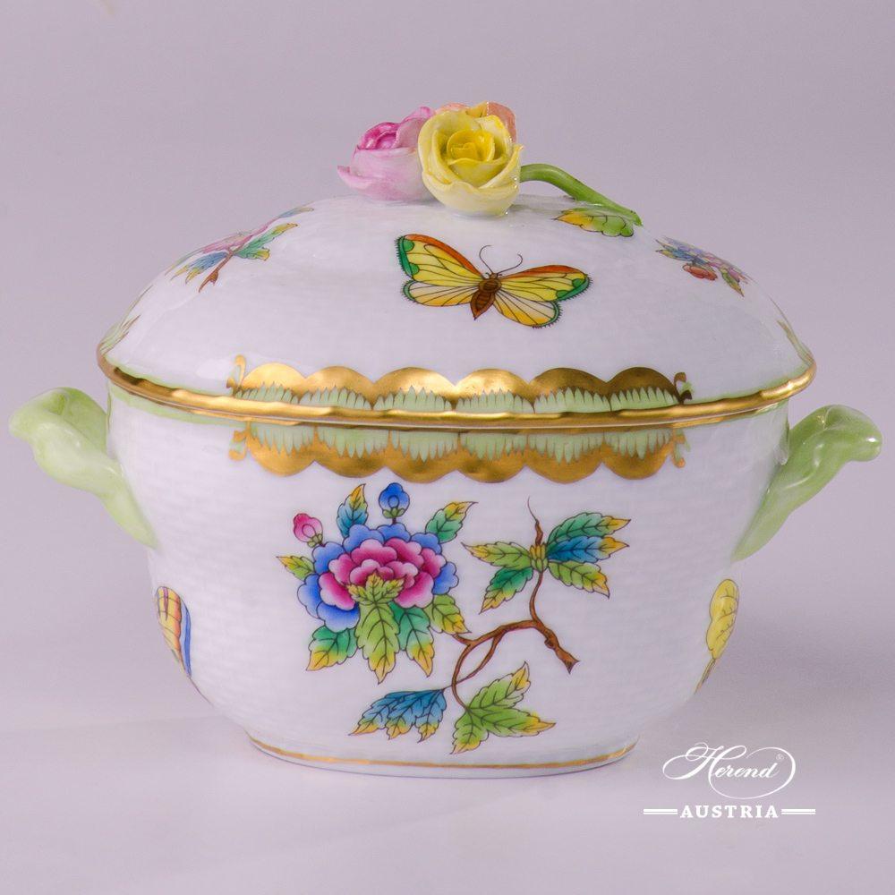 Queen Victoria - VBO Sugar Basin - 6012-0-09 VBO - Herend Porcelain