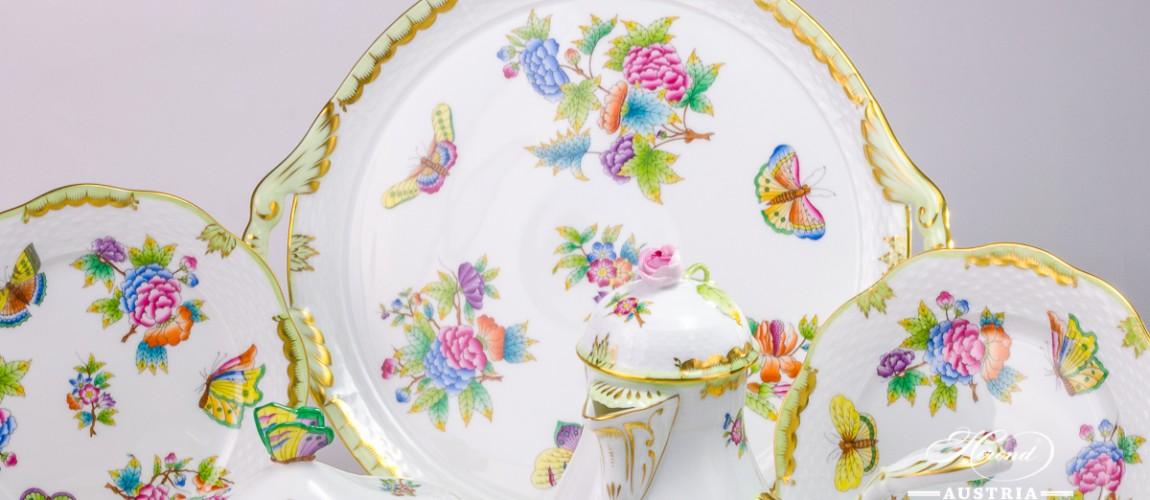 Victoria-VBO Coffee Set - Herend Porcelain