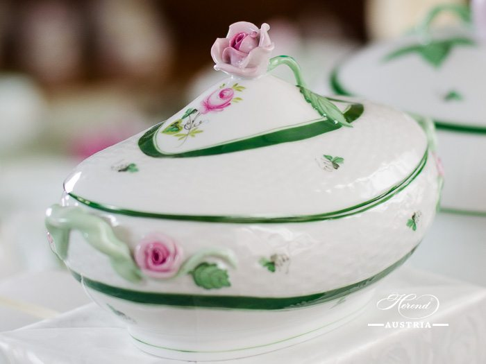 Vienna Rose Herend Porcelain Sets – (VRH)