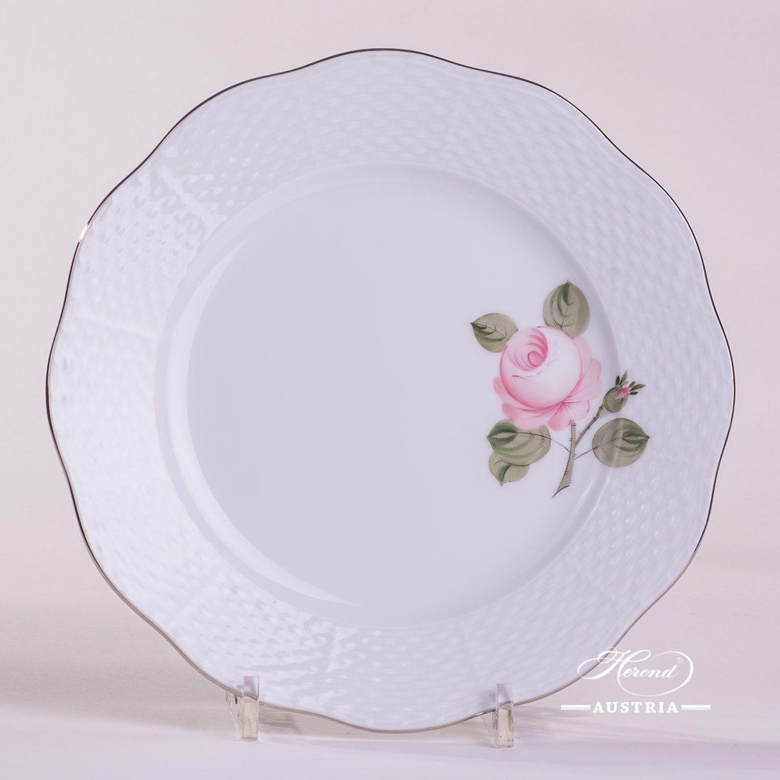 Vienna Rose Grand - Dessert Plate