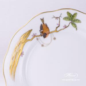 Dream Garden-REJA Dessert Plate - 20517-0-00 REJA - Herend Porcelain