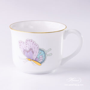 Royal Garden Turquoise - Universal Cup