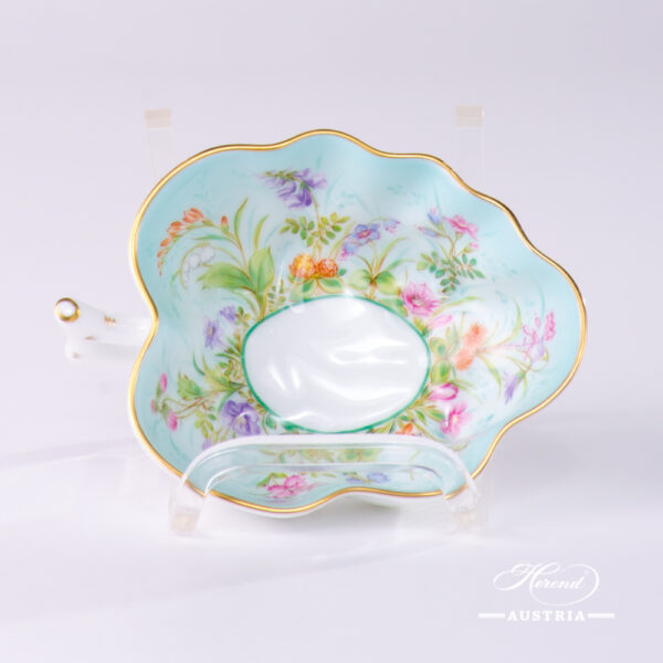 Sugar Bowl 2492-0-00 QS Four Seasons pattern. Herend porcelain