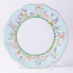 Dessert Plate 20517-0-00 QS Four Seasons pattern. Herend porcelain
