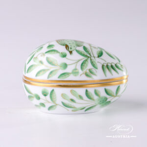 Green ZOO - Bonbonniere - Egg Shaped