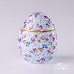 Small Flowers - Bonbonniere - Egg Shaped