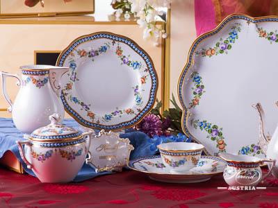 Pearls Herend Porcelain Set – (GPN)