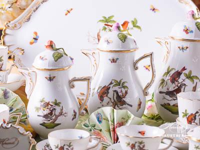 Rothschild Birds Herend Porcelain – (RO)