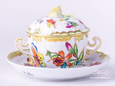 Victoria Herend porcelain Dinner and Tea Set