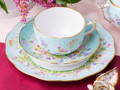 Four Seasons Herend Porcelain Sets – (QS)