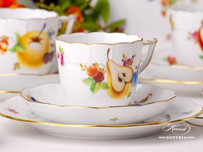 Fruits Herend Porcelain Sets – (CFR)