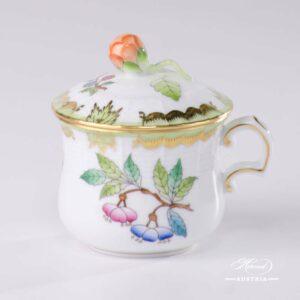 Queen Victoria VBA - Cream Cup