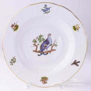 Hunter Trophies CHTM - Soup Plate