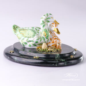Jewelled Pair of Ducks - ZOVA-ZO Special Design