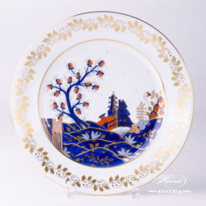 Miramare Dinner Plate - 2524-0-00 MR - Herend Porcelain