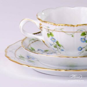 Nyon - Tea Cup and Dessert Plate