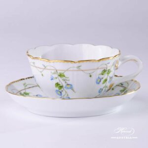 Nyon - Tea Cup with Double Handle