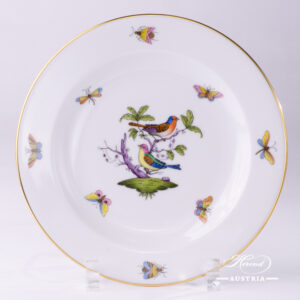 Rothschild Bird ROM - Dessert Plate