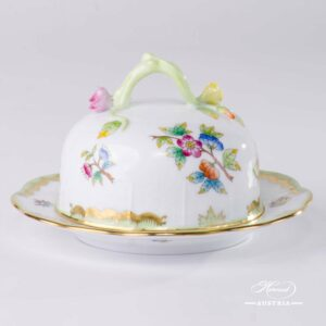 Queen Victoria VBO - Butter Dish