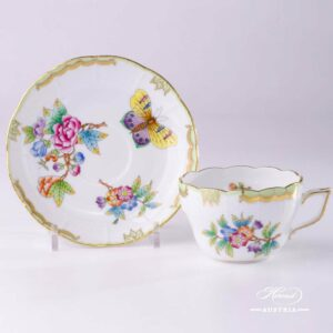 Queen Victoria VBO - Tea / Coffee Cup