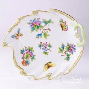 Queen Victoria VBO - Leaf Dish