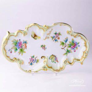 Queen Victoria VBO - Dish Rococo