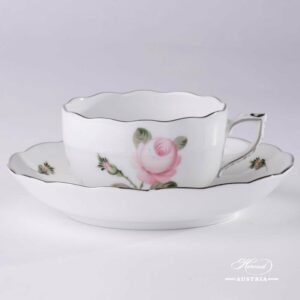 Vienna Rose Grand - Tea Cup
