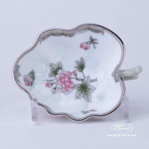 Victoria Platinum Sugar Bowl - 492-0-00 VBOG-X1-PT - Herend-Porcelain