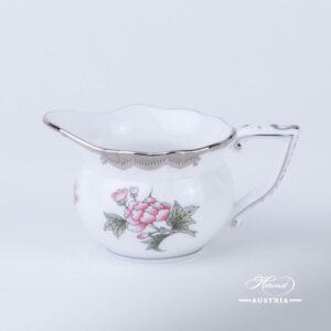 Victoria Platinum Creamer - 645-0-00 VBOG-X1-PT - Herend-Porcelain