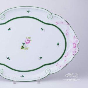 Vienna Rose - Tray with Ribbon