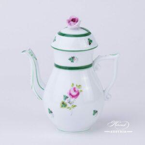 Vienna Rose - Coffee Pot w. Rose Knob