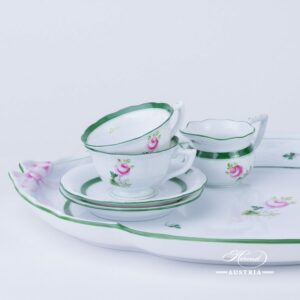 Vienna Rose - Coffee Set for 2 Person
