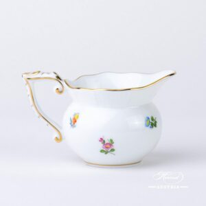 Thousand Flowers Creamer - 644-0-00 MF - Herend Porcelain