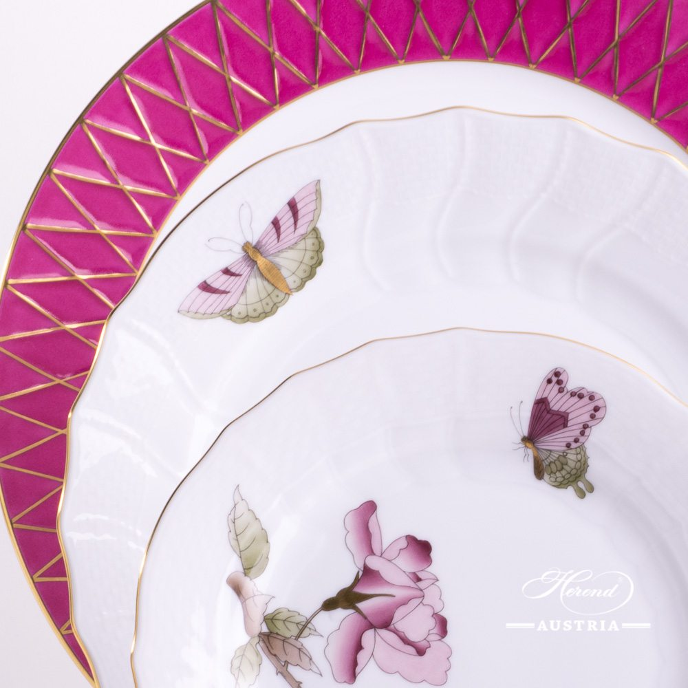 Queen Victoria Grande - Place Setting 3 Pieces