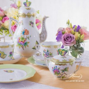 Queen Victoria - Coffee Set for2 Persons
