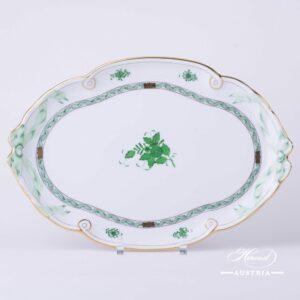 Apponyi Green - Ribbon Tray 400-0-00 AV