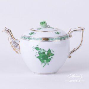 Apponyi Green Tea pot 604-0-09 AV